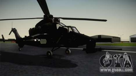 Eurocopter Tiger for GTA San Andreas right view