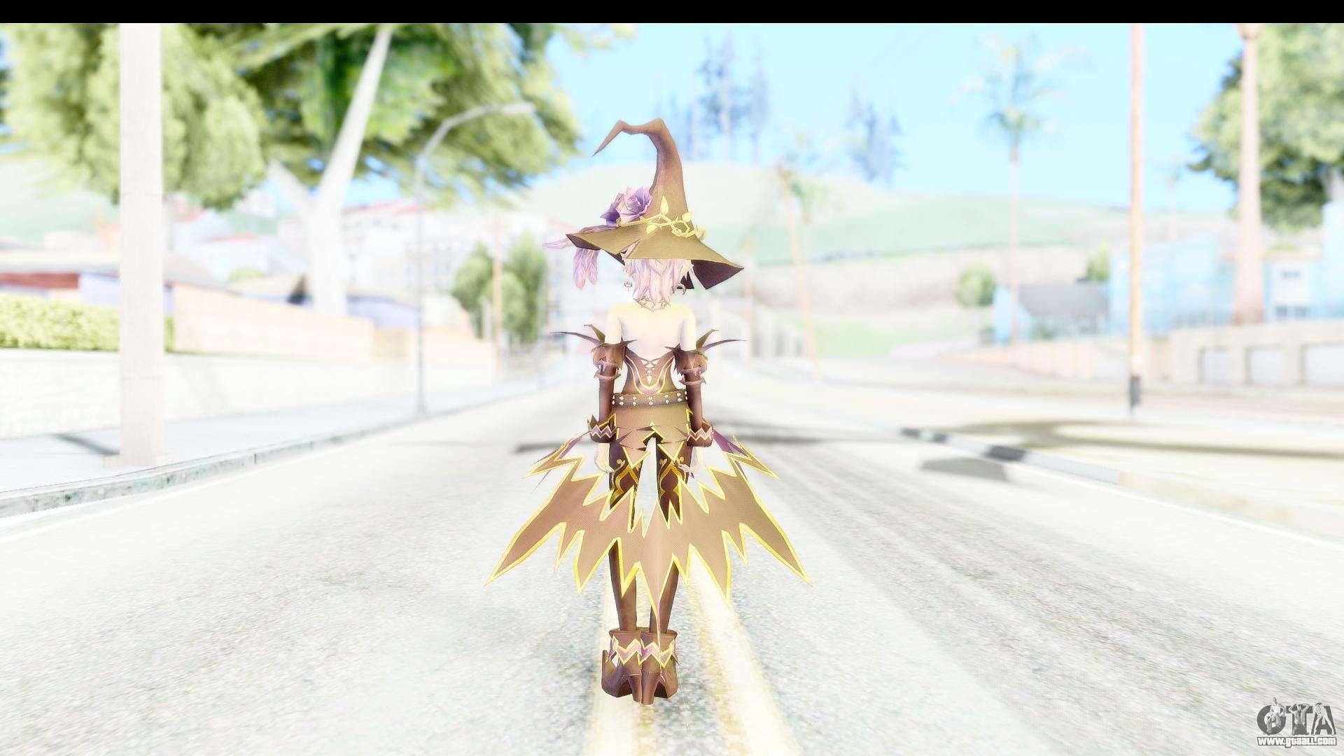 Neptune Re Birth [Hyperdimension Neptunia] for GTA San Andreas