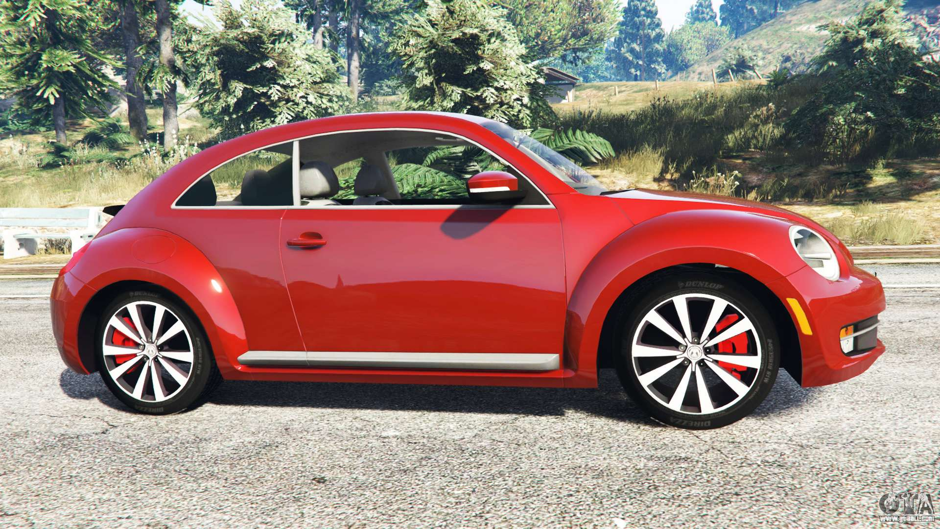 volkswagen beetle turbo 2012 replace for gta 5. Black Bedroom Furniture Sets. Home Design Ideas