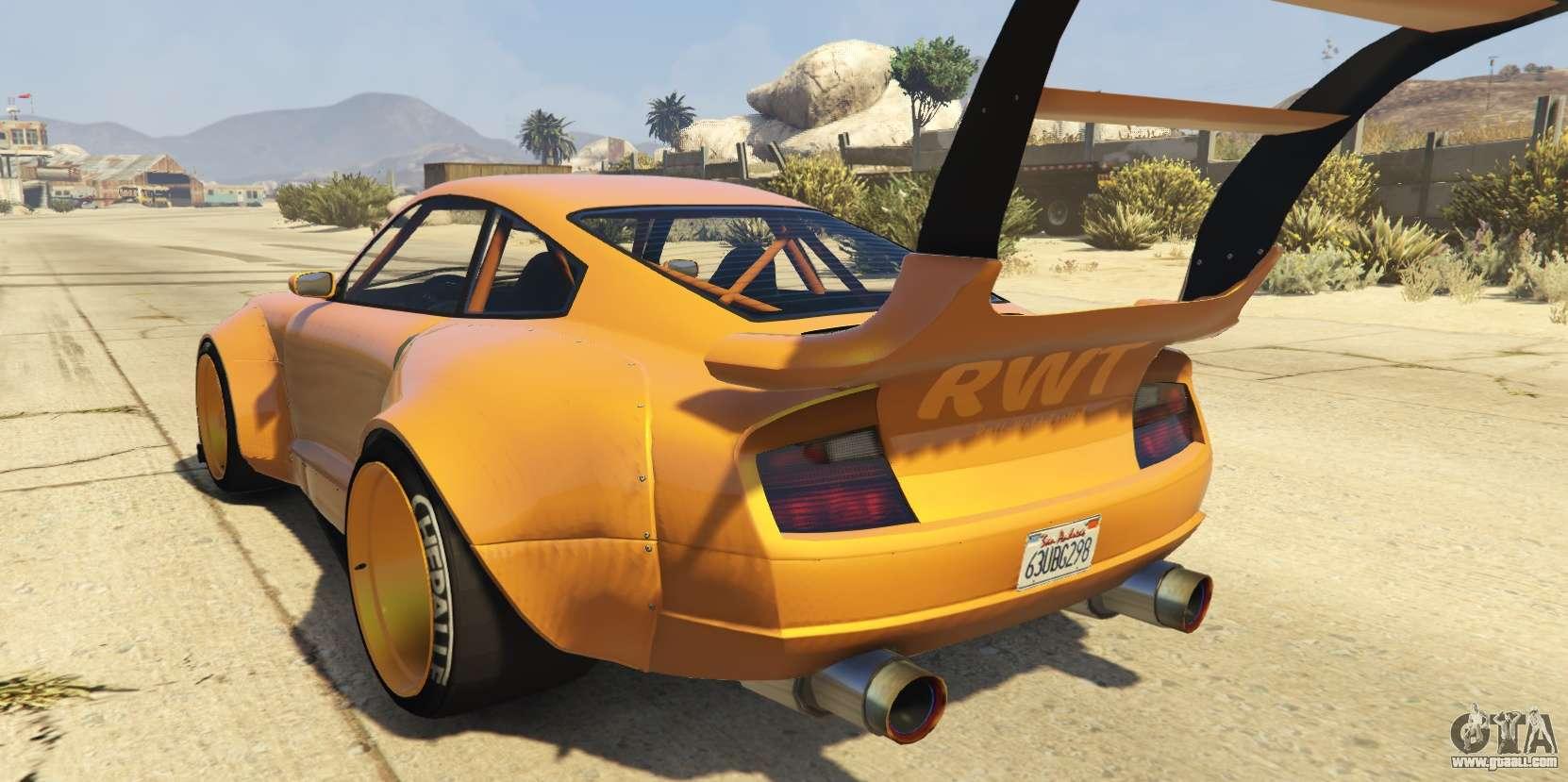 Gta Gaming Cars
