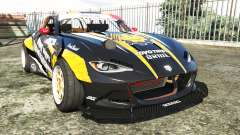 Mazda MX-5 (ND) RADBUL Mango v1.1 [replace] for GTA 5