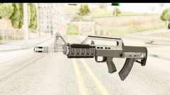 GTA 5 Hawk & Little Bullpup Rifle for GTA San Andreas