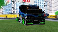 KAMAZ 54112 RIAT TANKER for GTA San Andreas