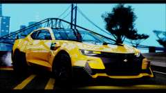 Chevrolet Camaro SS 2016 Bumblebee TF 5