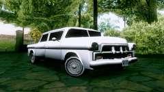 Walton Sedan for GTA San Andreas
