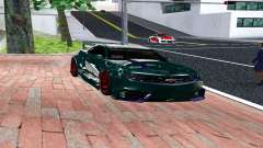 CHEVROLET CAMARO SS LIGHT TUNING for GTA San Andreas