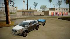 KIA Sportage Karelian Edition for GTA San Andreas