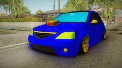 Dacia Logan Stance Haur Edition