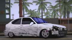 Brodyaga Lada Priora hatchback 3 doors for GTA San Andreas
