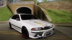 BMW M5 E39 Turbo King for GTA San Andreas