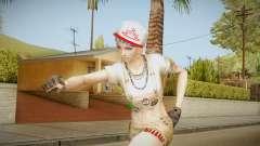 Crossfire Fox Undercover for GTA San Andreas