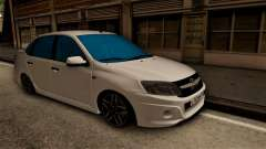 Lada Granta for GTA San Andreas
