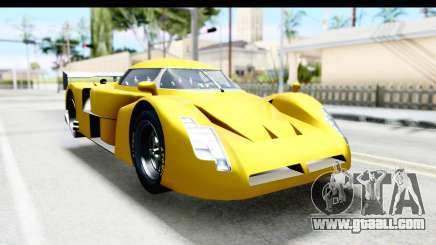 GTA 5 Annis RE-7B for GTA San Andreas