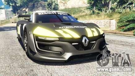 Renault Sport RS 01 2014 Police Interceptor [r] for GTA 5