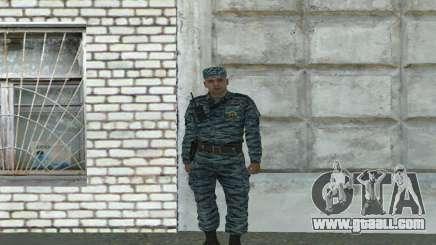 Riot policemen (summer) for GTA San Andreas