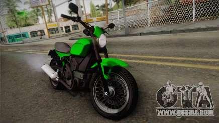 GTA 5 Pegassi Esskey IVF for GTA San Andreas