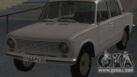 VAZ 21013 Krasnoyarsk stil for GTA San Andreas