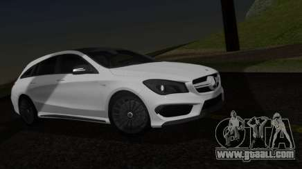 Mercedes-Benz CLA 45 AMG for GTA San Andreas