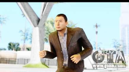 GTA 5 Korean Gangster 3 for GTA San Andreas