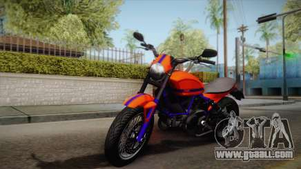 GTA 5 Pegassi Esskey PJ2 for GTA San Andreas