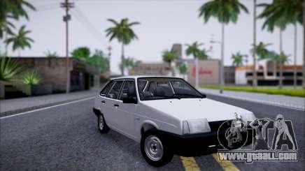 2109 STOKE for GTA San Andreas