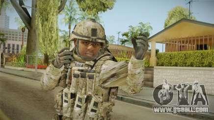 Multicam US Army 3 v2 for GTA San Andreas