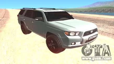 Toyota 4Runner for GTA San Andreas