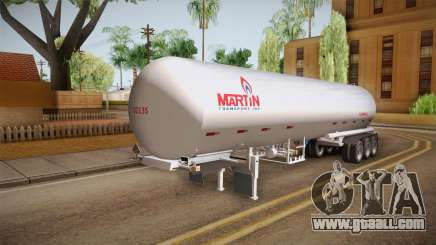Trailer Americanos v3 for GTA San Andreas