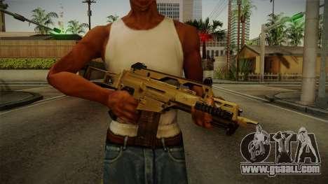 HK G36C v4 for GTA San Andreas