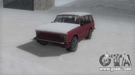 Huntley Winter IVF for GTA San Andreas