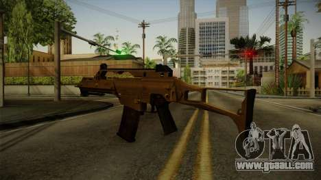 HK G36C v4 for GTA San Andreas third screenshot