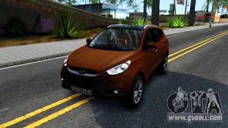 Hyundai ix35 Aze for GTA San Andreas