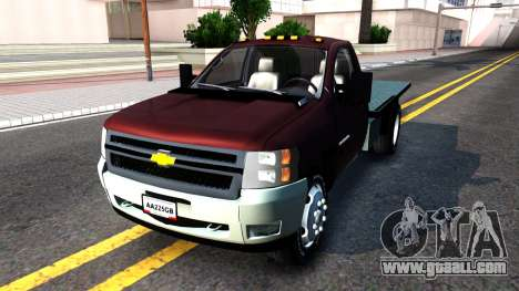 Chevrolet HD 3500 2013 for GTA San Andreas
