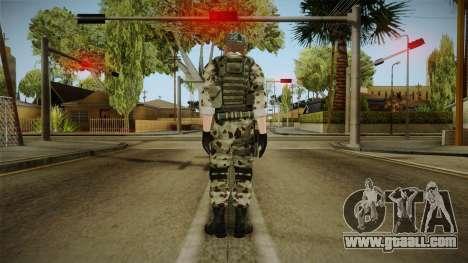 Resident Evil ORC Spec Ops v4 for GTA San Andreas third screenshot