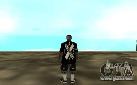 The Ballas 2 for GTA San Andreas third screenshot