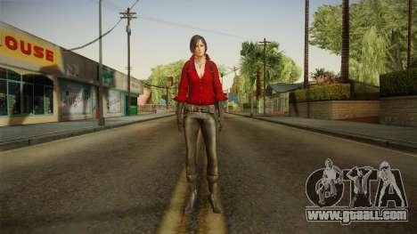 Resident Evil 6 - Ada for GTA San Andreas