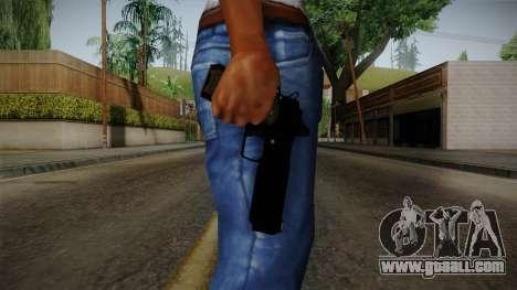 GTA 5 Heavy Pistol for GTA San Andreas
