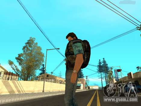 Tommy Vercetti Stalker for GTA San Andreas fifth screenshot