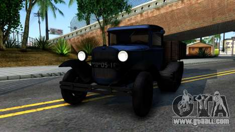 1940 GAZ-65 for GTA San Andreas