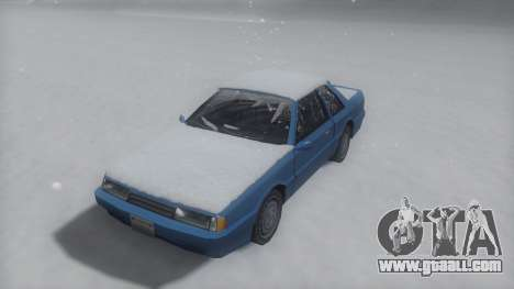 Previon Winter IVF for GTA San Andreas