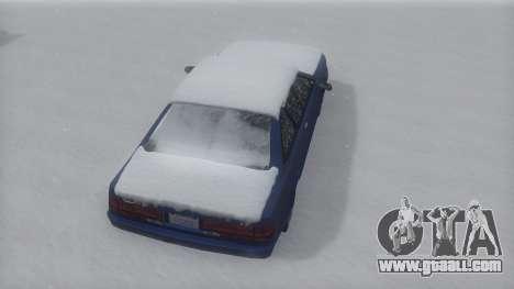 Cadrona Winter IVF for GTA San Andreas right view
