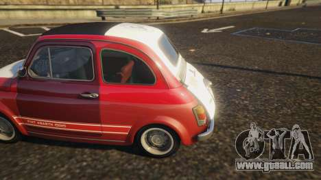 Fiat Abarth 595ss Racing ver