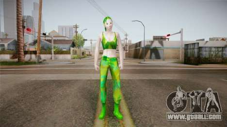 Vikki of Army Men: Serges Heroes 2 DC v5 for GTA San Andreas