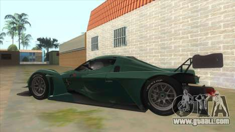 Praga R1 for GTA San Andreas left view