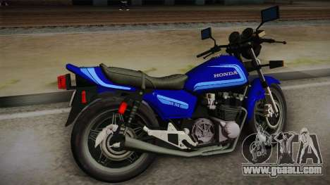 Honda CB750F 1985 for GTA San Andreas