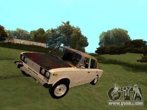 VAZ 2101 (06) Garage 54 for GTA San Andreas