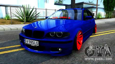 BMW E46 Touring Facelift for GTA San Andreas