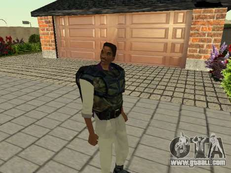 Lance Vance (Blackie) for GTA San Andreas