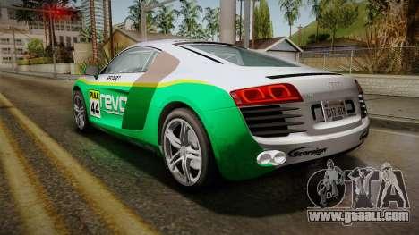 Audi R8 Coupe 4.2 FSI quattro EU-Spec 2008 YCH for GTA San Andreas interior
