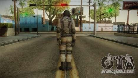 Resident Evil ORC - USS v3 for GTA San Andreas third screenshot